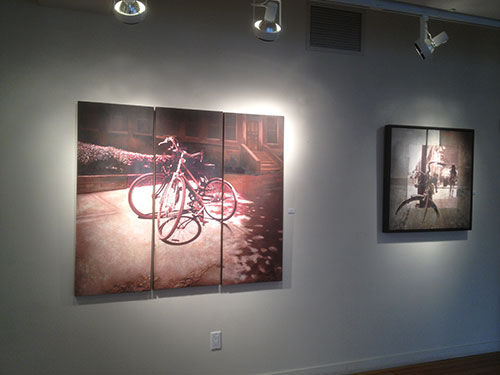 Robert Mielenausen - Bike Works at the Tai Group