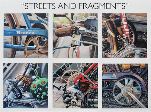 Robert Mielenhausen - Streets and Fragments
