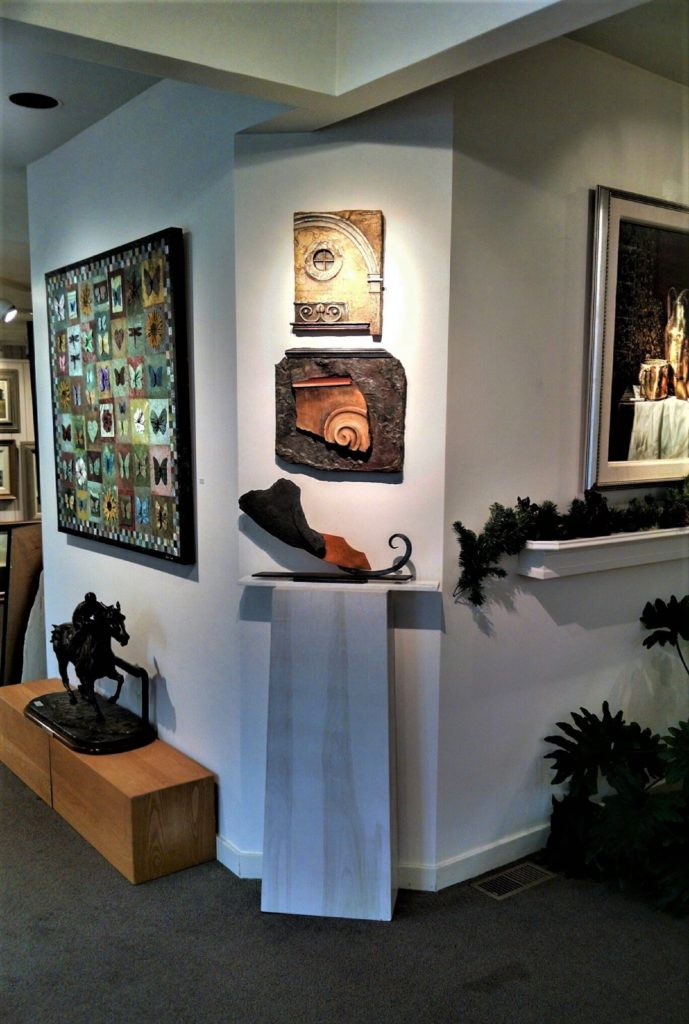 Roman Work now represented by Tilting At Windmills Gallery